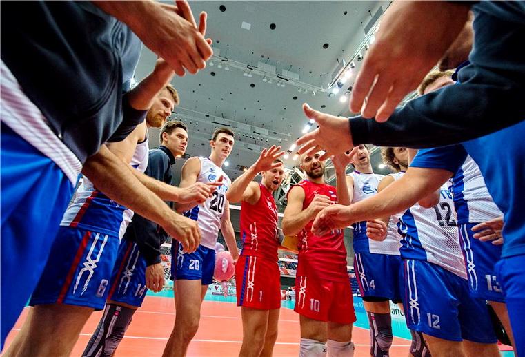 сборная россии по волейболу волейбол кубок мира 2015