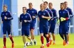 Сборная России ведет подготовку к матчу Евро – 2016 Лихтенштейн – Россия