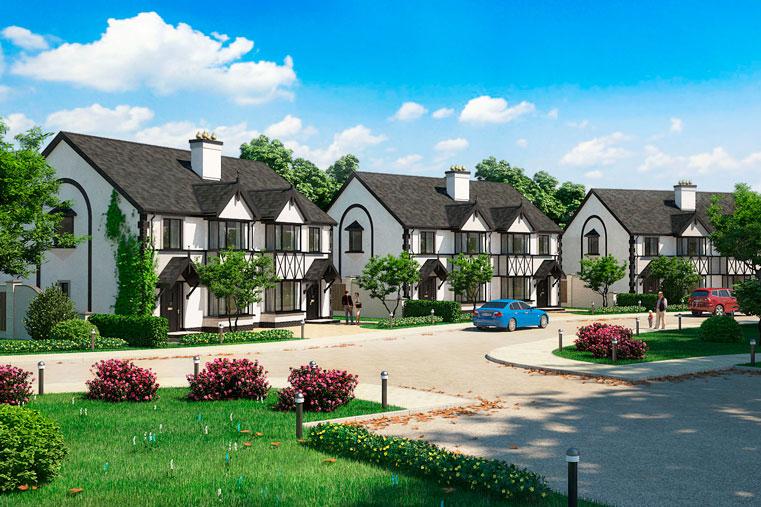 загородная недвижимость развитие