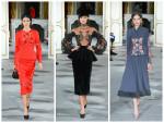 Неделя моды в Москве закрылась показом коллекции бренда Yanina Couture сезона осень-зима 2015-2016
