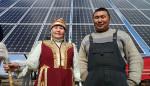 В Якутии введены в строй три новые солнечные электростанции