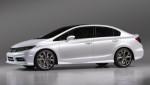 Honda назвала стоимость следующего поколения Civic Sedan