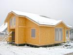 Материалы для сборных домов