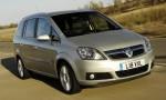 Opel/Vauxhall отзывает минивэны Zafira из-за опасности возгорания
