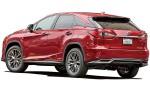 Продажи пакета опций F Sport для Lexus составили больше половины от всех сделок