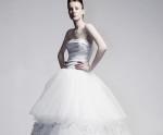Питерским невестам показали уникальное свадебное платье