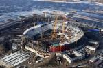 Строительство стадиона в Калининграде обойдется в 18,5 млрд. рублей