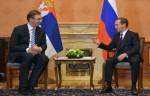 Главы правительств России и Сербии обсудили вопросы сотрудничества двух стран