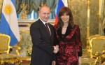 Президенты России и Аргентины пообщались в ходе видеоконференции
