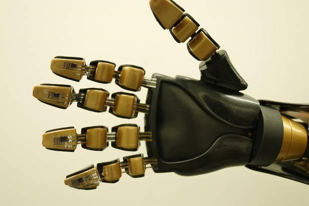robotichandone