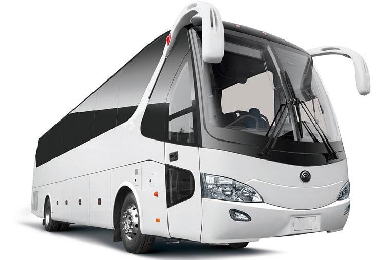 китайский автобус на автопилоте