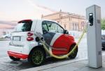 В 2016 году в Московской области появятся первые зарядные станции для электромобилей
