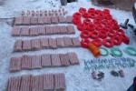 Правоохранители Москвы изъяли 8 кг взрывчатки