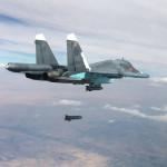 ВВС Франции нанесли бомбовый удар по окрестностям города Ракка