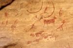 Новые наскальные рисунки обнаружены на Алтае