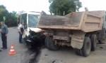 В Кисловодске семеро пассажиров маршрутки пострадали в ДТП