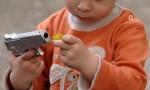 Четырёхлетний малыш из Питера прострелил себе голову, играя с травматом