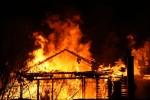 Пожар на Алтае забрал жизни троих несовершеннолетних