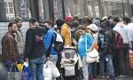 В октябре в Данию прибыло рекордное количество беженцев