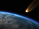 Метеорит упал на территории США