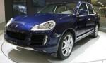 Porsche остановил продажи дизельных моделей Cayenne