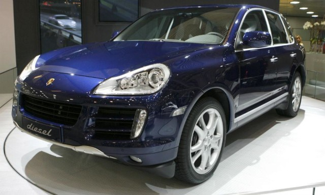 Porsche-emissions