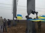 Восстановление одной из поврежденных ЛЭП в Херсонской области будет завершено 26 ноября