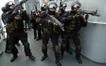В Махачкале заблокировали дом, где может прятаться боевик