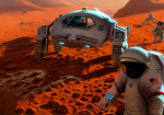 NASA планирует высадить экспедицию на Марсе