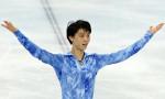 Японский фигурист Юдзуру Ханю набрал рекордное количество баллов