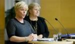 Норвегия собирается выделить помощь беженцам за счет нефтяного фонда