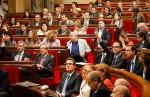 Парламент Каталонии поддержал декларацию о независимости от Испании