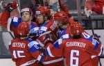 Молодежной сборной России не удалось удачно выступить на Суперсерии в Канаде