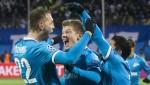 «Зенит» победил испанцев из «Валенсии»: 2-0