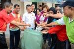 Совет Сибу планирует ввести сегрегацию мусора в деревнях