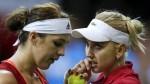 Поражение женской сборной России по теннису в финале Кубка Федерации