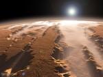 Новые подробности о Марсе