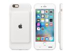 Apple представил первый чехол со встроенным аккумулятором для iPhone 6 и 6S