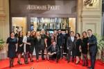 В Москве открылся бутик часового бренда Audemars Piguet
