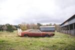 Найденный в сарае раритетный Dodge Daytona будет продан дороже $100000 долларов