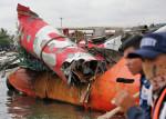 Завершено расследование авиакатастрофы рейса AirAsia над Яванским морем