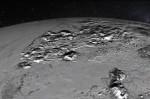 Первое видео, снятое на Плутоне, продемонстрировали представители НАСА