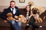 Семейная чета из Йоркшира клонировала своего пса
