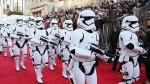 В Лос-Анджелесе прошла премьера новых «Звёздных войн»
