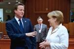 Меркель передала секретные данные о РФ британским спецслужбам