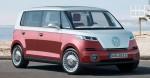 VW представит электрический микроавтобус уже в следующем месяце