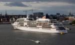 Круизные лайнеры Швеции станут приютом для беженцев