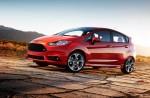 Спортивная версия Ford Fiesta появится в 2017 году