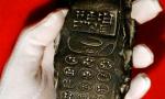 На территории Австрии был обнаружен древний аппарат, очень похож на мобильный телефон