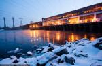 Сотрудников Новосибирской ГЭС эвакуировали в связи с предупреждением о взрыве